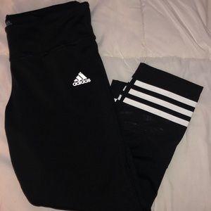 Adidas Cropped Leggings